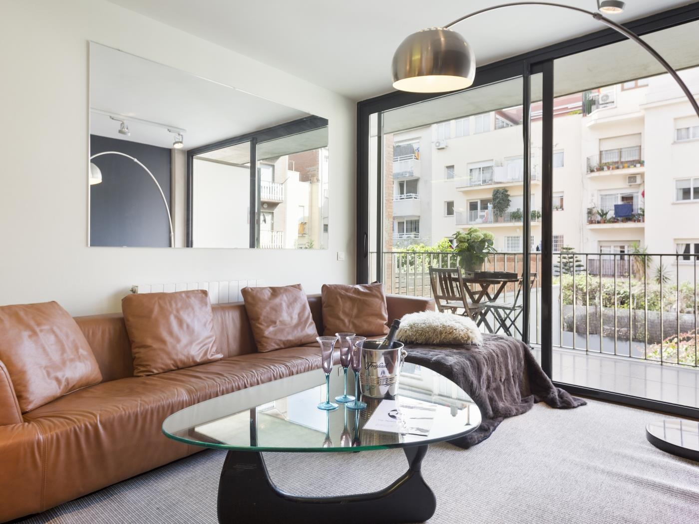 Executive Apartment in Sarrià – Pedralbes - My Space Barcelona Apartments