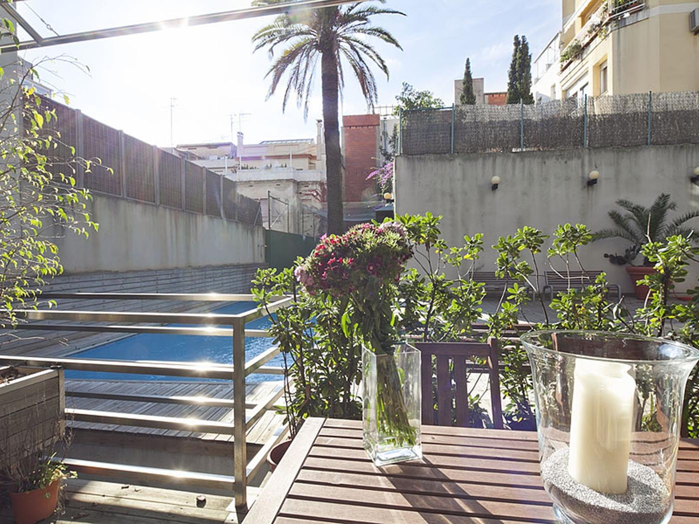 Apartment rental in Barcelona for postgraduate students in the centre - My Space Barcelona Apartments