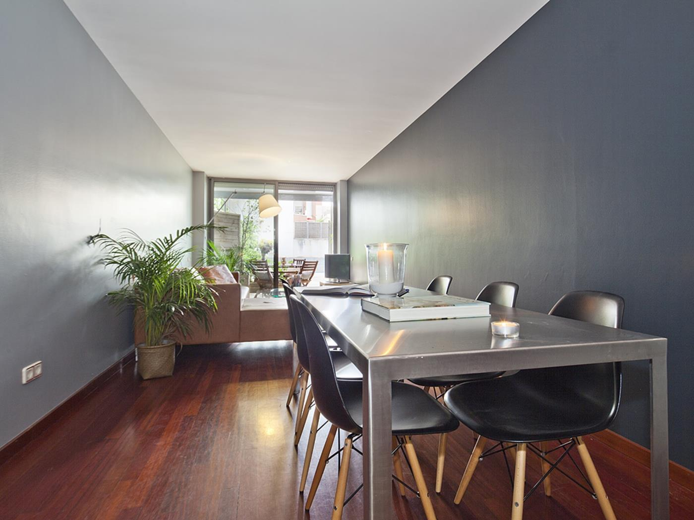 Student apartment rental in Barcelona very close to the centre with terrace - My Space Barcelona Apartments