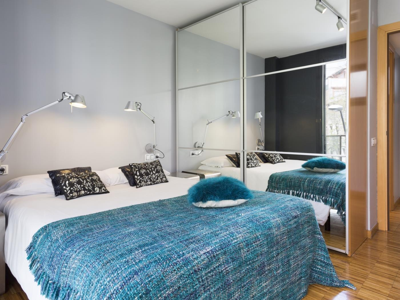 Executive Corporate Apartment Rentals in Barcelona for 6 - My Space barcelona Apartments