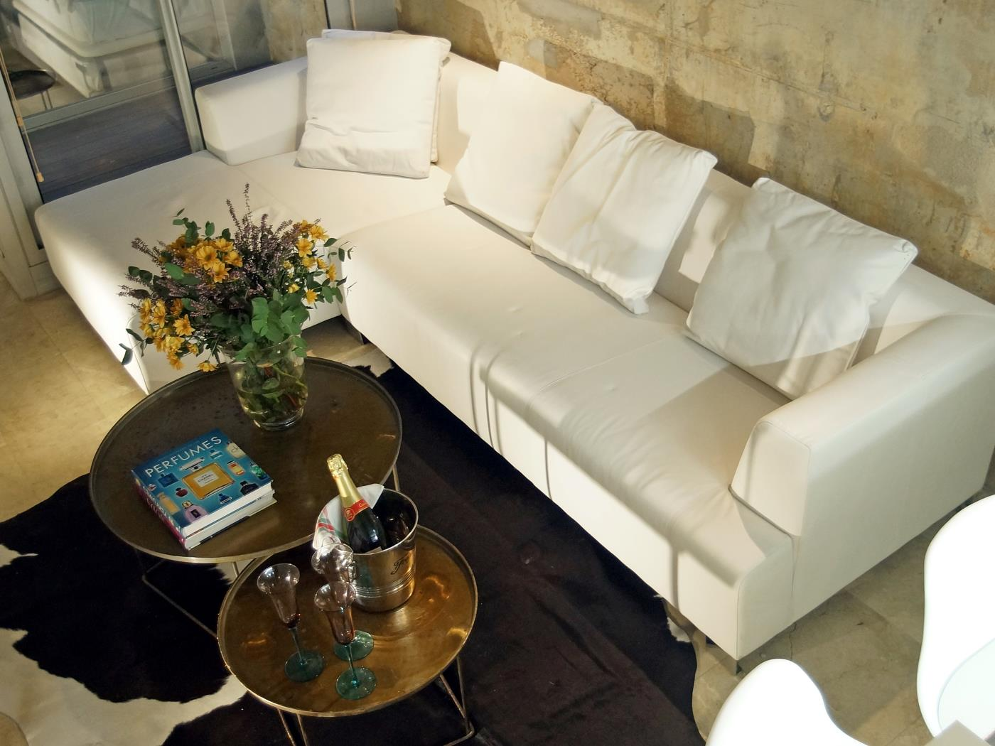Loft in Barcelona in the city centre with terrace and swimming pool for 6 pax - My Space Barcelona Apartments