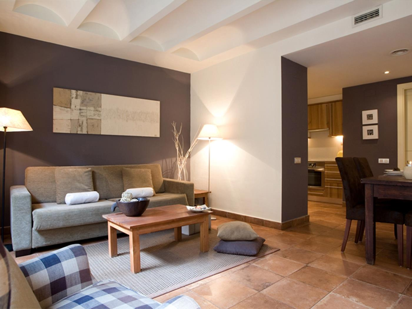 Apartment in the Gothic Quarter in Barcelona centre for 4 - My Space Barcelona Apartments