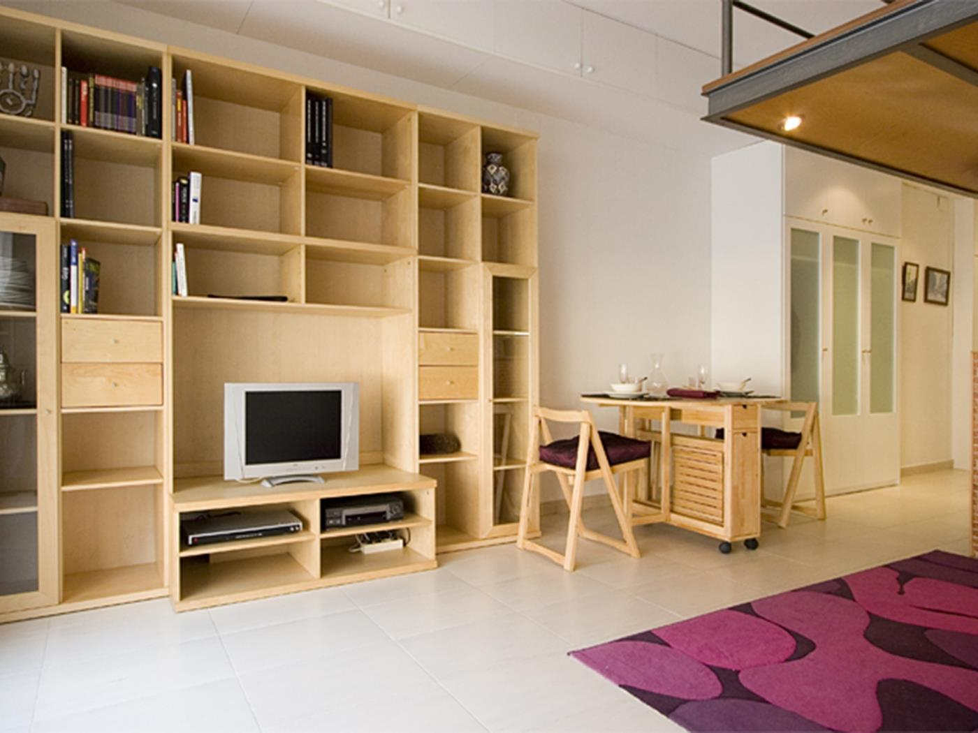 Apartment in the centre right in el Raval in Barcelona for 4 - My Space Barcelona Apartments