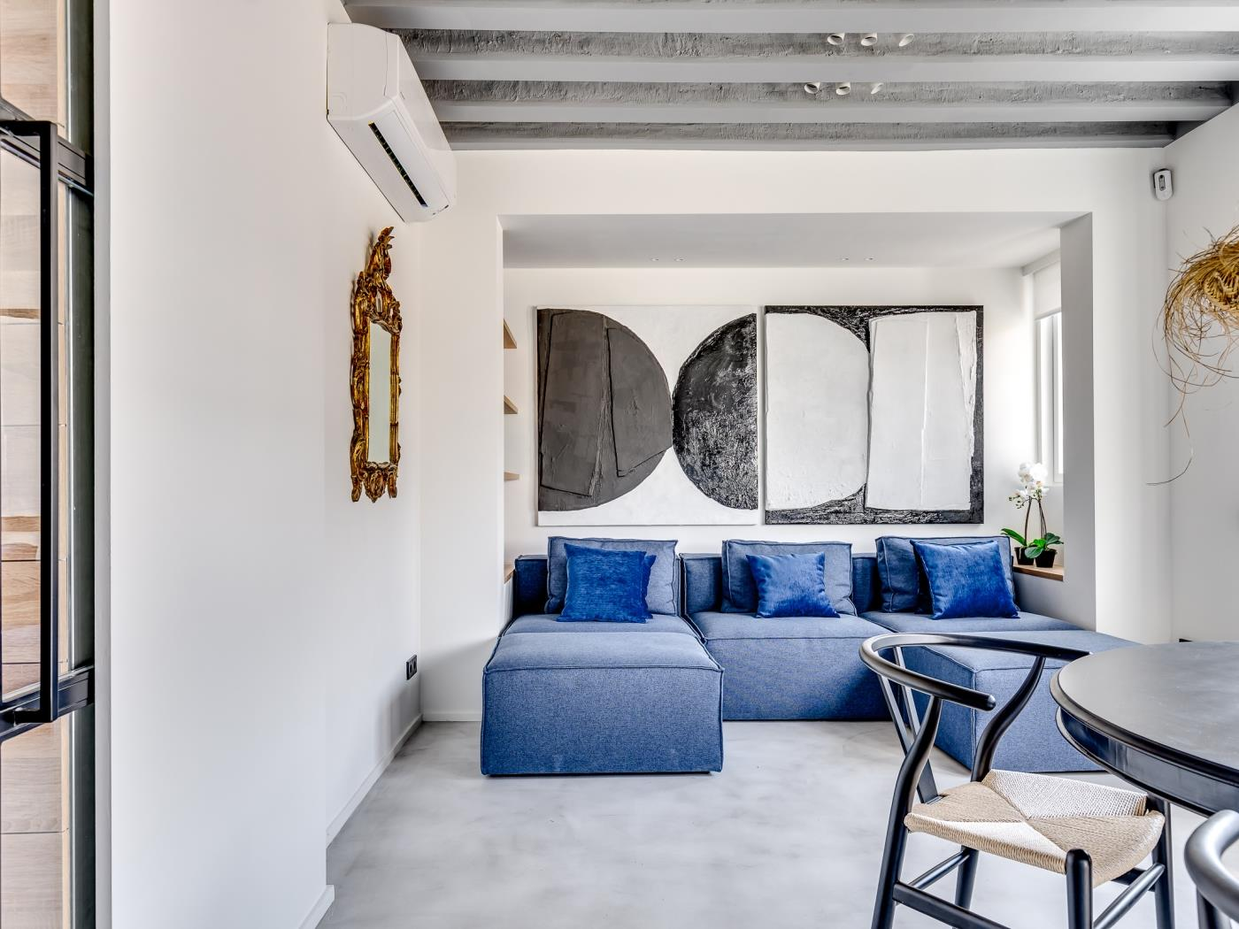 Luxurious apartment for long term rentals in the beach of La Barceloneta - My Space Barcelona Apartments
