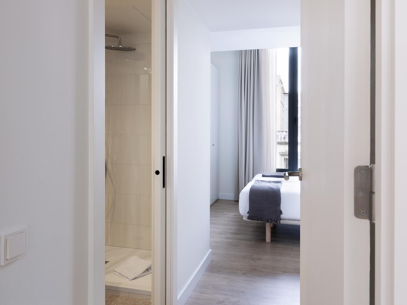 Newly renovated apartment for months in the centre of Barcelona in the Eixample - My Space Barcelona Apartments