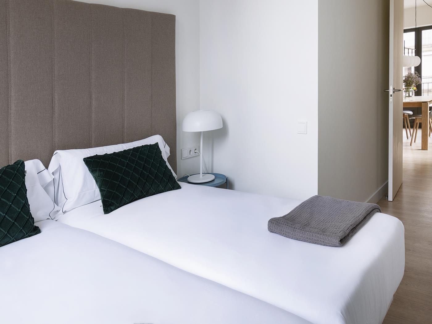 New apartment for long-term rentals in Barcelona centre with optional parking - My Space Barcelona Apartments