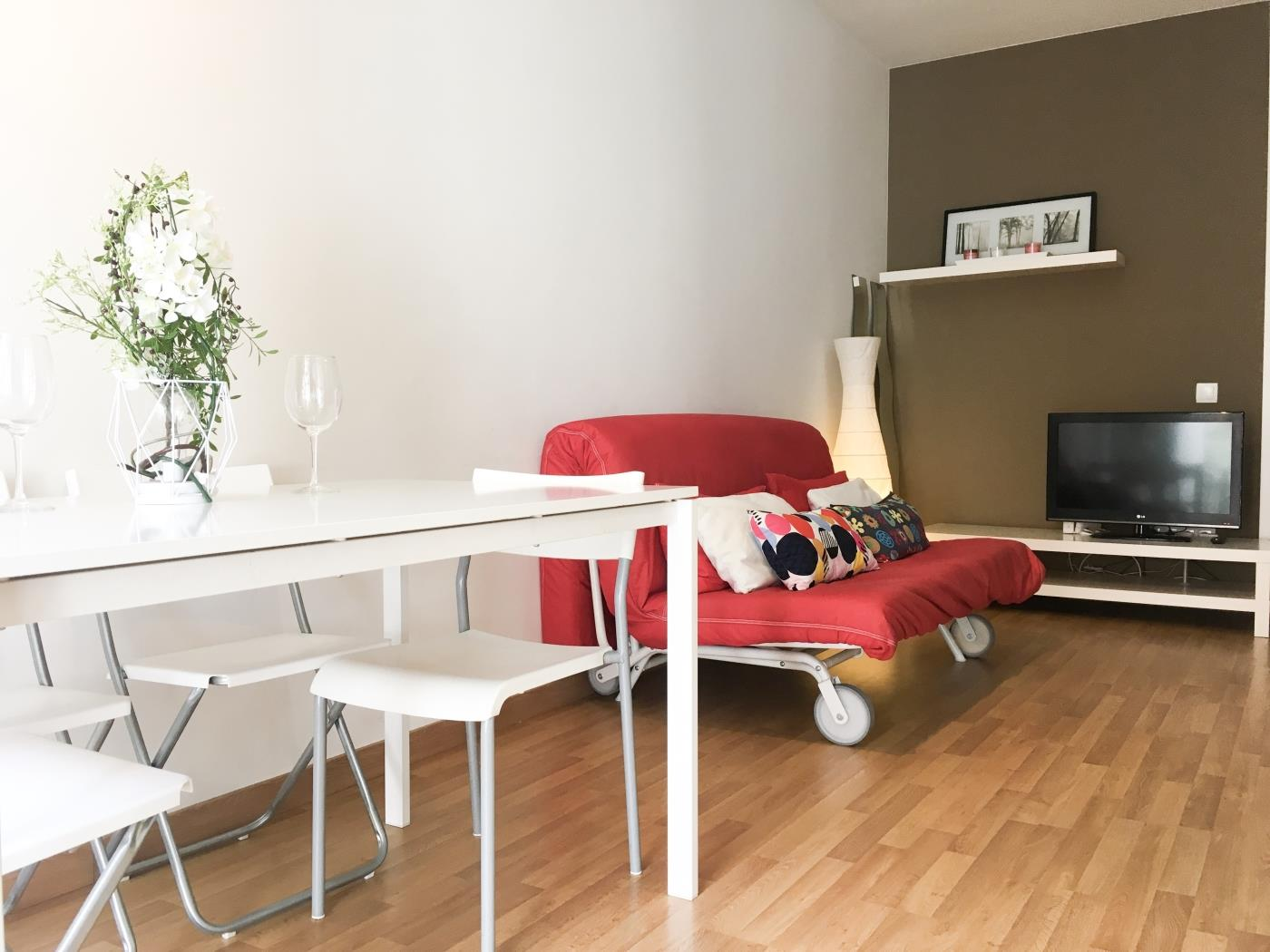 Ideally located apartment near the Arc de Triomf in the city centre for 6 - My Space Barcelona Apartments