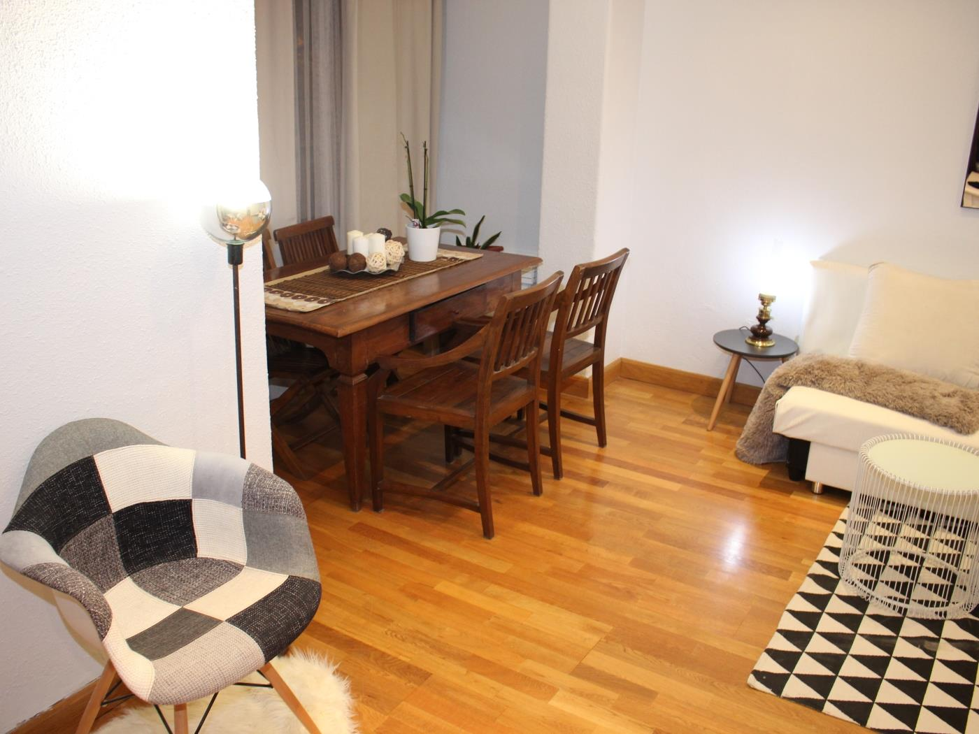 Cozy apartment for groups located in the city centre in the Sagrada Familia - My Space BARCELONA Apartments