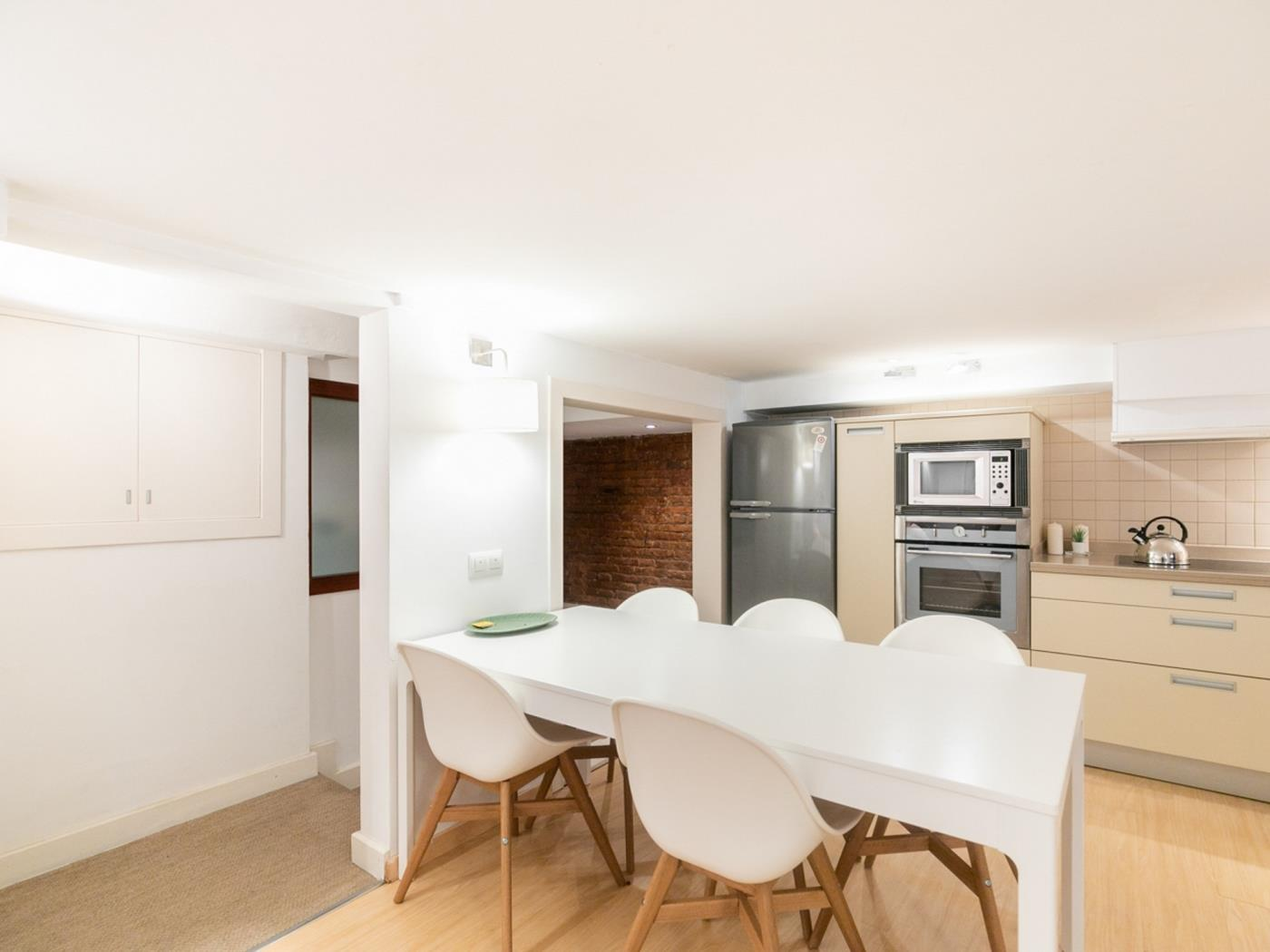 Cozy apartment ideal for couples in the exclusive area of Sant Gervasi for 2 - My Space Barcelona Apartments