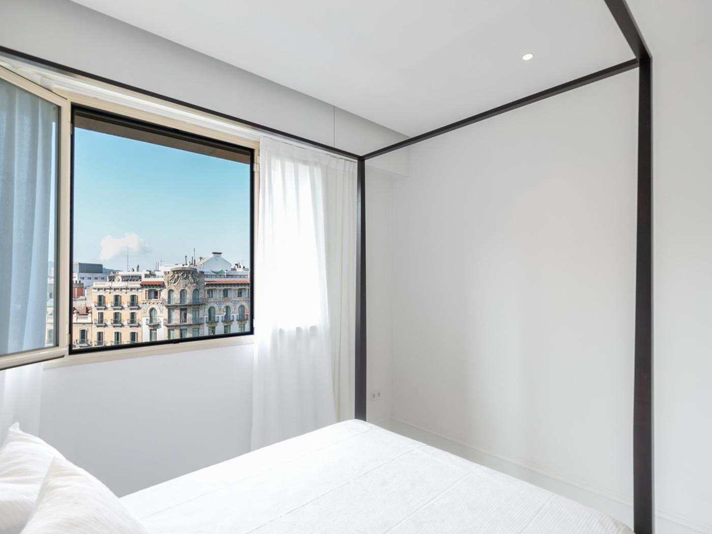 Beauiful apartment in the exclusive Passeig de Gràcia with private terrace for 2 - My Space Barcelona Apartments