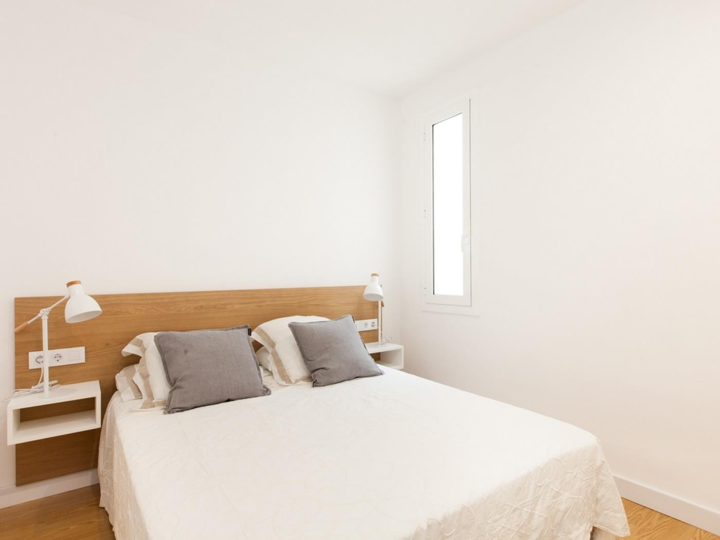 Cozy and bright apartment just a few steps from the Sagrada Familia for 4 - My Space Barcelona Apartments