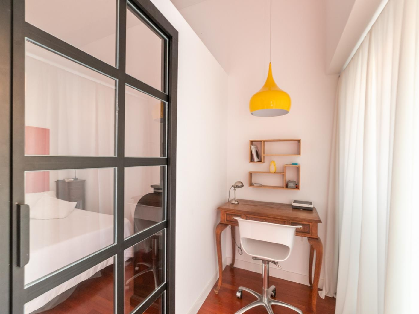 Central apartment w/ a private terrace in the city centre Gothic Quarter for 2 - My Space Barcelona Apartments