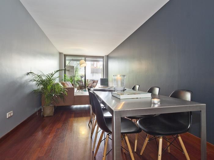 Room for students and professionals in the city centre with terrace and pool - My Space Barcelona Apartments