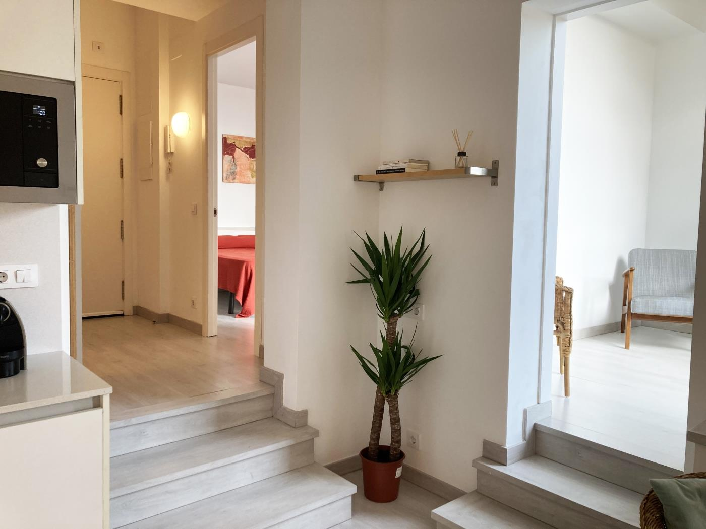 Lovely apartment for long term rentals in the city centre near Plaza Catalunya - My Space Barcelona Apartments